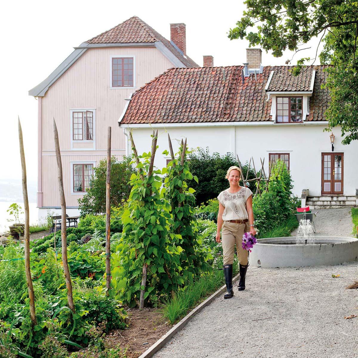 Hovelsrud Gård - Hagen
